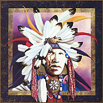 Native American - Challenger JD Voice of a Dreamer