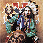 Native American - Challenger JD Existing in Harmony