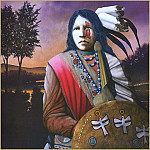 Native American - Challenger JD Silent Grace
