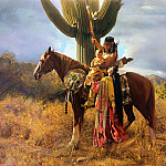 Native American - kb_Crowley_Don-Apache_Farewell