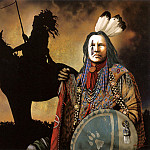 Native American - Challenger JD Ghost Dance Revelations