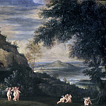 Landscape with Venus and Cupids