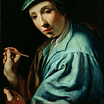 Uffizi - Self Portrait