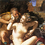 Alessandro Allori - Susanna And The Elders