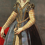 Alessandro Allori - Marie de Medici (1573-1642), wife of Henri IV of France (1553-1610)