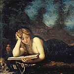Alessandro Allori - Mary Magdalene in the Desert