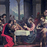 Alessandro Allori - Supper at Emmaus
