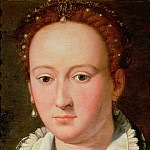 Alessandro Allori - Portrait of Bianca Cappello