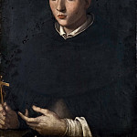 Alessandro Allori - Portrait of a Man [School of]