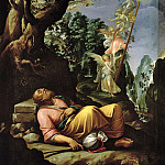 Alessandro Allori - The Dream of Jacob