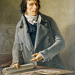 Francesco Hayez - Self-portrait