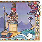 Alicia Austin - Egyptian Dragon