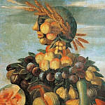 Giuseppe Arcimboldo - Summer (Follower)