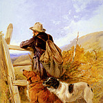 Richard Ansdell - The Gamekeeper