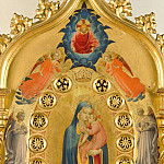 Madonna of the Star, Fra Angelico