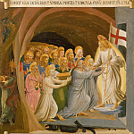 29. Descent into Limbo, Fra Angelico