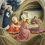 02 Lamentation of Christ, Fra Angelico