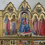 Fra Angelico - Glorification of Saint Dominic