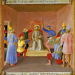 22. Mocking of Christ, Fra Angelico