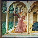 The Annunciation to Mary, Fra Angelico