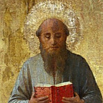 Fra Angelico - San Marco altarpiece - St Jerome