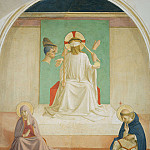 07 The Mocking of Christ, Fra Angelico