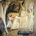 31 Christ in limbo, Fra Angelico