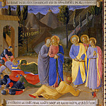 19. The Betrayal of Judas, Fra Angelico