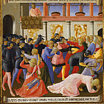 09. Massacre of the Innocents, Fra Angelico