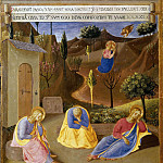 18. Prayer in the Garden, Fra Angelico