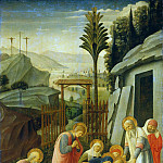 Entombment of Christ, Fra Angelico