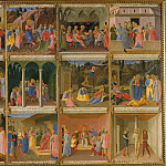11. Scenes from the Life of Christ, Fra Angelico