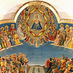 The Last Judgement, detail, Fra Angelico