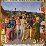 26. Derobing of Christ, Fra Angelico