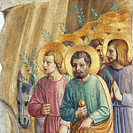 Fra Angelico - 33a Entry into Jerusalem