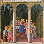 17. Communion of the Apostles, Fra Angelico