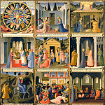 01. Scenes from the Life of Christ, Fra Angelico