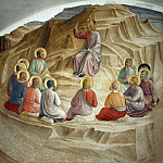 32 Sermon on the Mount, Fra Angelico