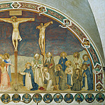 Fra Angelico - Crucifixion with Saints