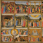 24. Scenes from the Life of Christ, Fra Angelico