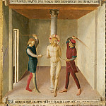 23. Christ at the Column, Fra Angelico
