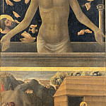 Man of Sorrows and Adoration of the Magi, Fra Angelico