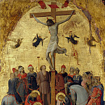 The Crucifixion, Fra Angelico