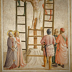 Fra Angelico - 36 Crucifixion of Christ