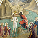 24 Baptism of Christ, Fra Angelico