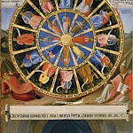 02. The Mystical Wheel , Fra Angelico