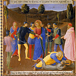 20. Arrest of Christ, Fra Angelico