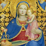 Virgin of Humility, Fra Angelico