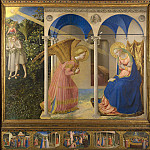 Fra Angelico - The Annunciation Altarpiece