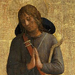 Fra Angelico - San Marco altarpiece - St Roche